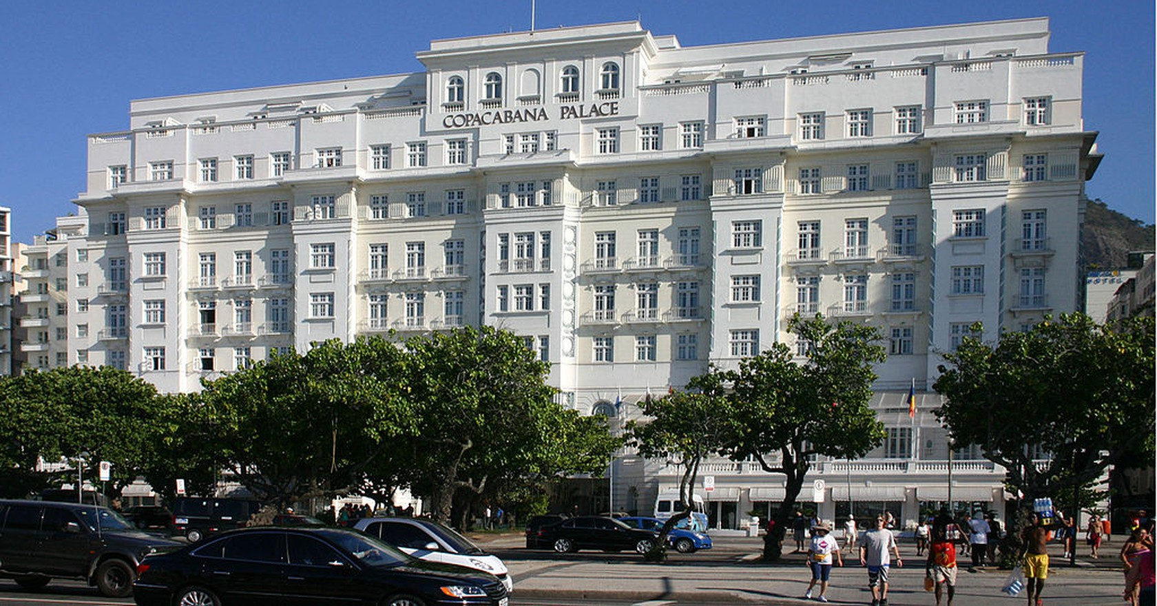 The Front Of Copacabana Palace Charlesjsharp Wikicommons