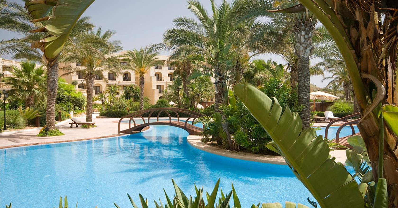 Residence Pool Kempinski Hotel Gozo