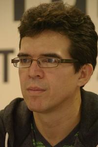 Edmundo Paz Soldán   © Rodrigo Fernández/Wikipedia