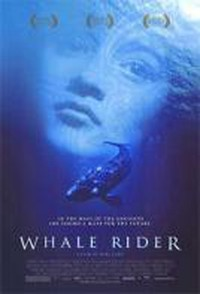 Whale Rider (Movie Poster)
