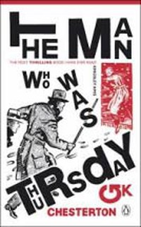 'The Man Who Was Thursday' | © Penguin Books