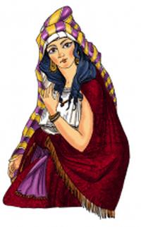 Portrait of Naz Pari | © Asli Samadova (P) 2015 Asli Samadova and ASN (Azerbaijan Student Network) Illustrations by Creative 141 Worldwide