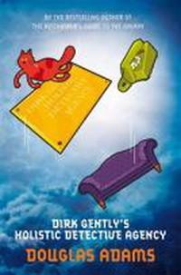 Dirk Gently's Holistic Detective Agency   Ⓒ Pan Macmillan