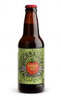 Highballer Pumpkin Ale | Courtesy of Grand River Brewery