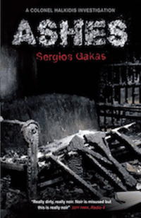 Ashes by Sergios Gakas | Courtesy of Quercus Publishing Plc