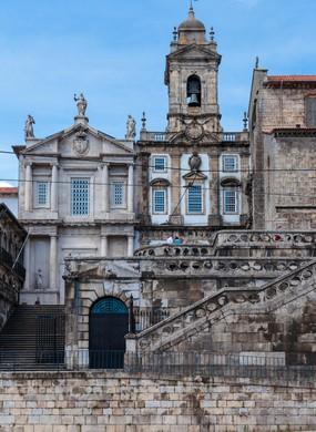 Igreja de Sao Francisco, Porto.