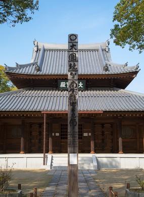 Shofuku-ji Temple, Fukuoka, Japan.