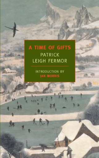 A Time Of Gifts © NYRB Classics