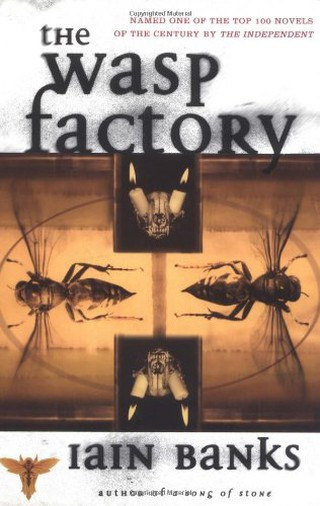 The Wasp Factory © Simon & Schuster