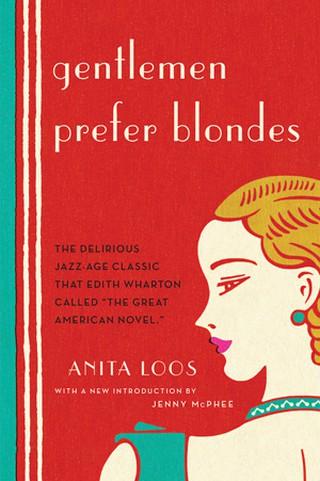Gentlemen Prefer Blondes | © Liveright Publishing