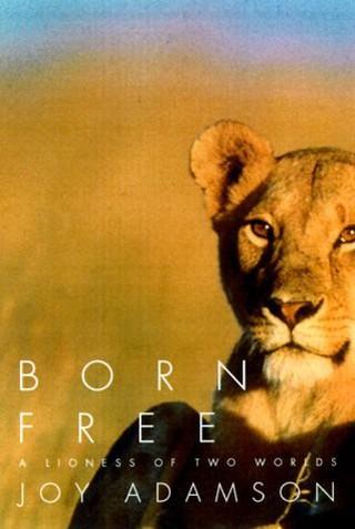 Born Free by Joy Adamson | Courtesy of Pantheon