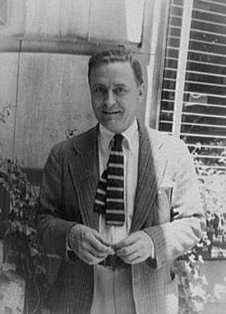 Writer F Scott Fitzgerald was a key figure in bringing jazz to the French Riviera | © Carl Van Vechten/WikiCommons