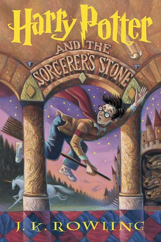 Harry Potter and the Sorcerer's Stone | © Arthur A. Levine Books