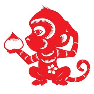 Monkey Zodiac | © Chonnanit/Shutterstock