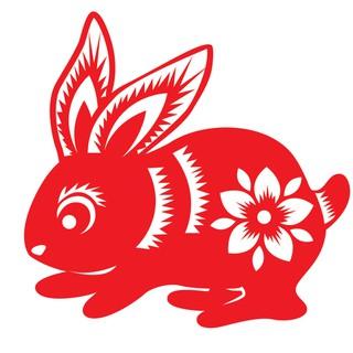 Rabbit Zodiac | © Chonnanit/Shutterstock