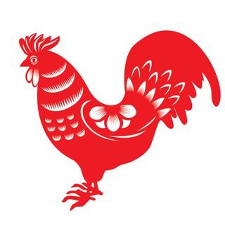 Rooster Zodiac | © Chonnanit/Shutterstock
