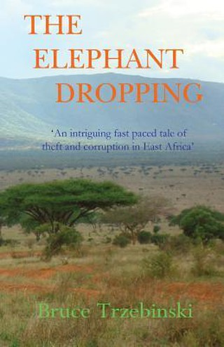 The elephant dropping by Bruce Trzebinski | Courtesy of CreateSpace Independent