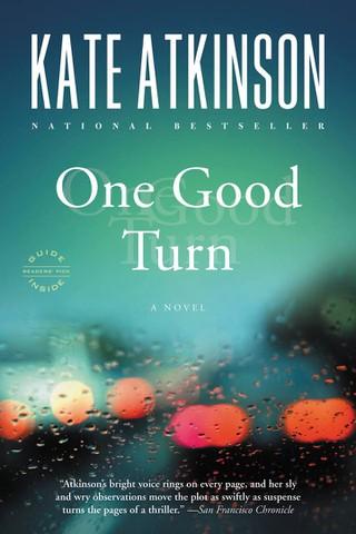 One Good Turn   © Back Bay Books