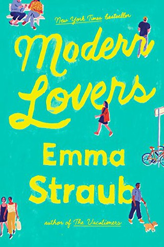 Modern Lovers | Courtesy of Riverhead Books