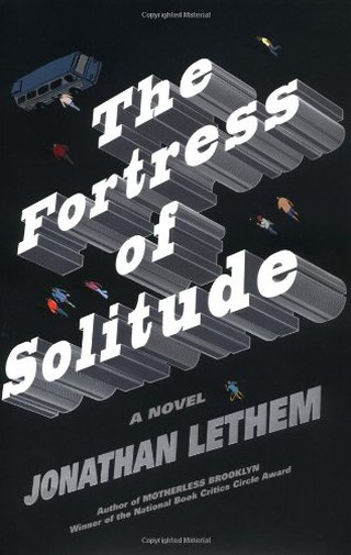 The Fortress of Solitude | Courtesy of Doubleday