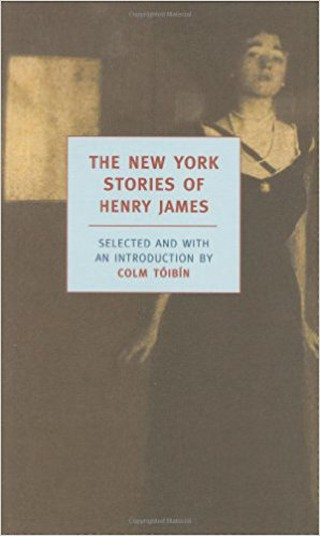 The New York Stories of Henry James | Courtesy of NYRB Classics