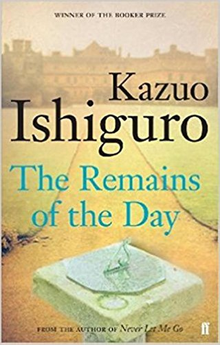 The Remains of The Day by Kazuo Ishiguro | © Faber & Faber