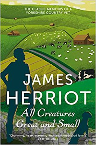 All Creatures Great and Small by James Herriot | © Pan