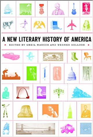 A New Literary History of America | Courtesy of Harvard University Press