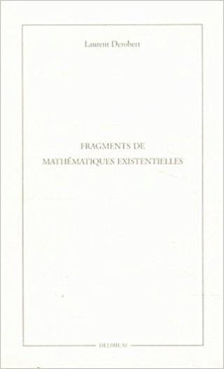 Fragment des Mathematiques existentielles