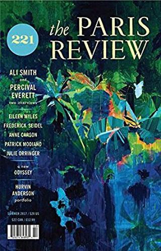 The Paris Review   © The Paris Review Foundation, Inc.