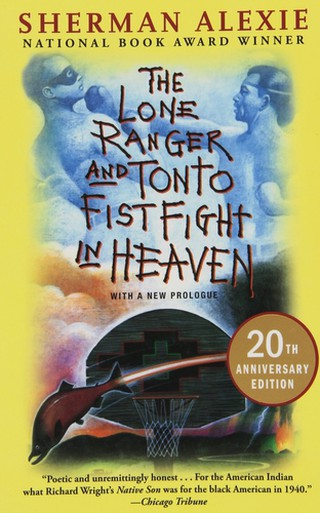 The Lone Ranger and Tonto Fistfight in Heaven | Courtesy of Grove Press