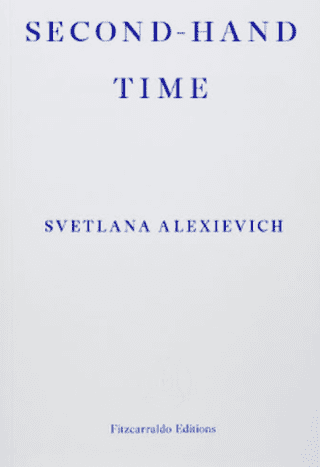 Cover of UK edition courtesy of Fitzcarraldo Editions