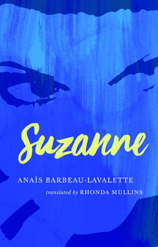 Suzanne|Courtesy of Coach House Books