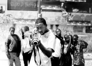JR - Portrait of a Generation 2004