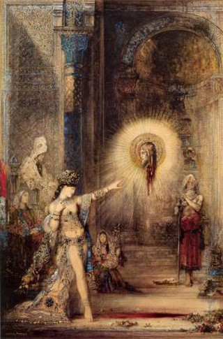Gustave Moreau: The Apparition