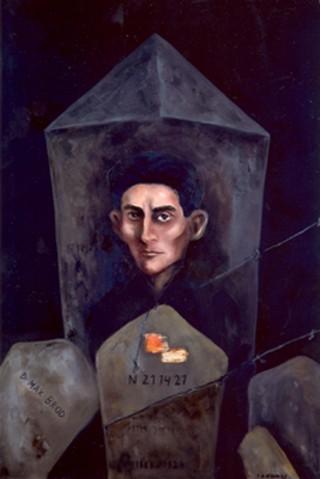 Kafka by Sofía Gandarias   Courtesy of Gandarias.es