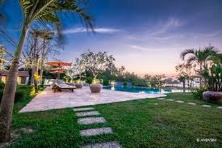 Samanea Beach Resort & Spa, Krong Kaeb