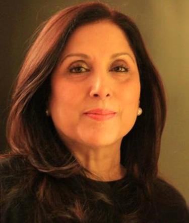Samina Peerzada | © Connect2nidhi/WikiCommons