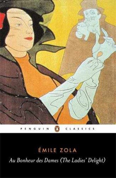 Au Bonheur des Dames, Emile Zola | Penguin Classics