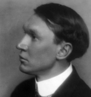Vachel Lindsay © United States Library of Congress/Wikimedia