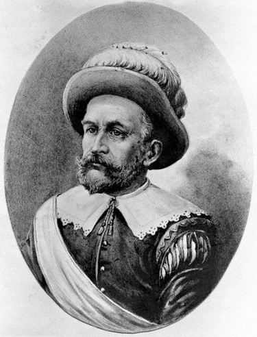 Portrait of Peter Minuit | Wikicommons