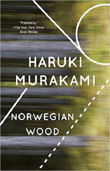 Cover for Norwegian Wood | © Vintage Publisher