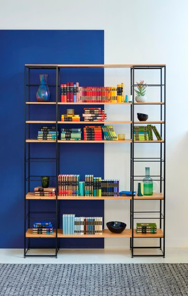 Heal's Tower shelving system