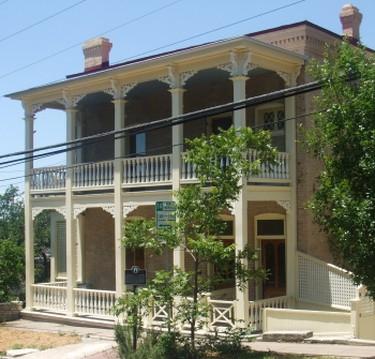 North Flats-Howson House, Courtesy of Original Austin