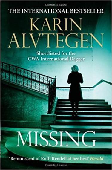 Stockholm crime novels