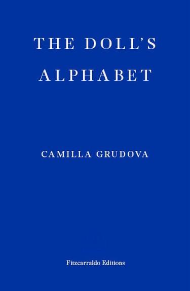 Cover courtesy of Fitzcarraldo Editions