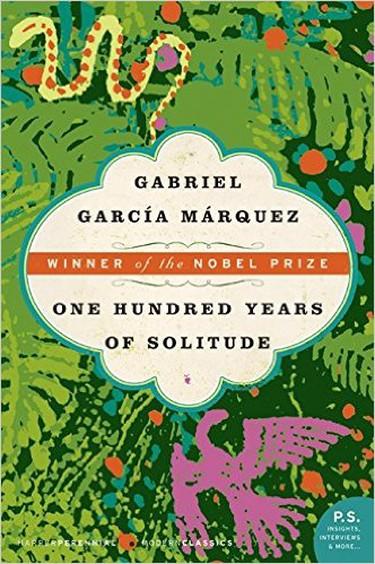Gabriel García Márquez | © Harper Perennial