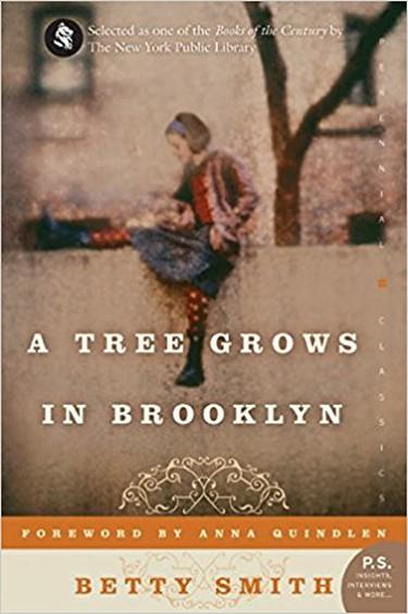 A Tree Grows In Brooklyn | Courtesy of Harper Perennial