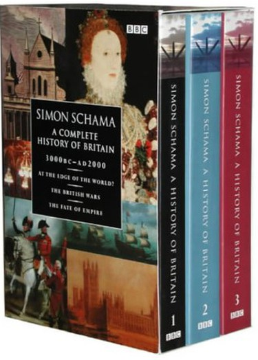 A Complete History of Britain by Simon Schama