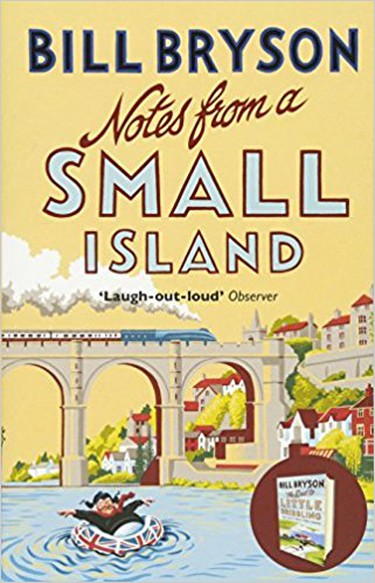 Notes From a Small Island by Bill Bryson |© Transworld Publishers